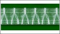 Тесьма для штор Magam Light lz8_z_75-200