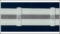 Тесьма для штор Magam Standart RU4__Z-150
