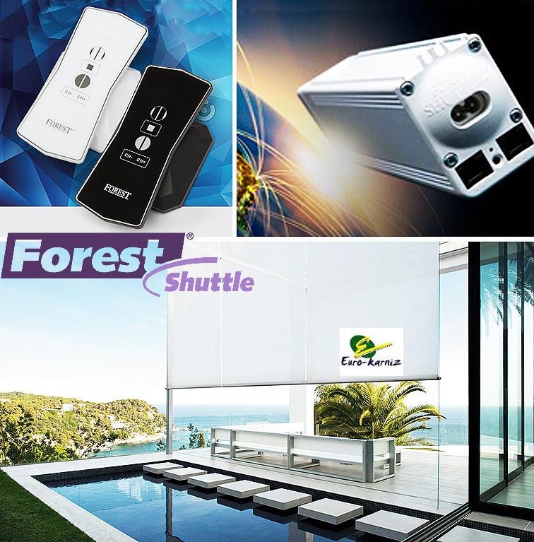 Купить FOREST SHUTTLE L, FOREST SHUTTLE M, FOREST FMS 30ВТ, FOREST FMS 45ВТ, FOREST FMS 65ВТ в магизине Euro-karniz.com.ua