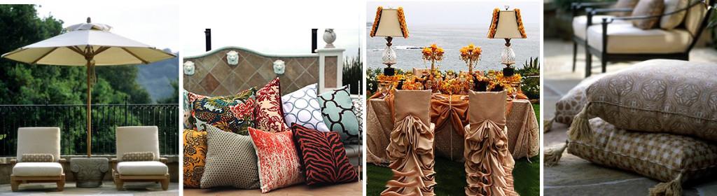 индивидуальный пошив штор и текстиля киев
