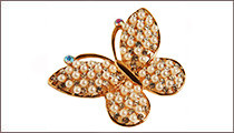 магнитная подвязка для штор купить в киеве в интернет магазине Euro-karniz.com.ua