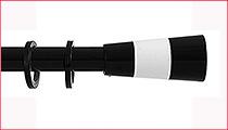 Диаметр: 19 мм. Цвета: черный, белый. Производитель: Marcin-Dekor (Польша).